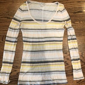 FP striped long sleeve